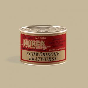 Fertiggericht schwäbische Bratwurst
