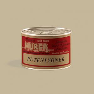 Dosenwurst Putenlyoner